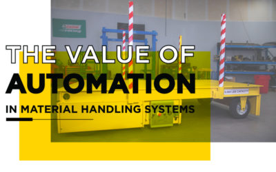 The Value of Automation in Material Handling