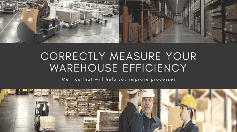 Measure your warehouse efficiency -blog