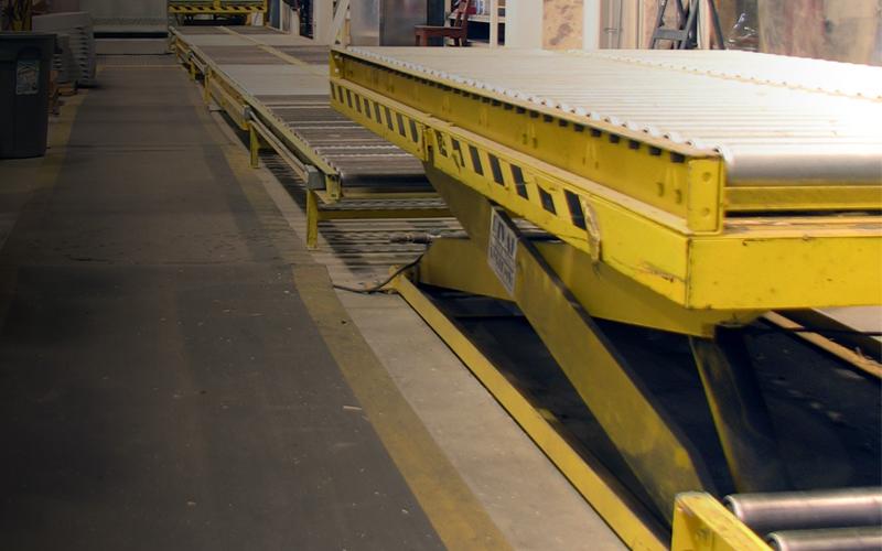 Ergonomic equipment - yellow
