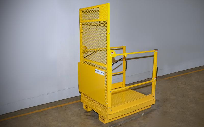 Picker Platform - Yellow